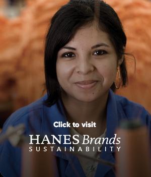 HanesBrands Sustainability